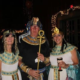 Egyptian Themed Party